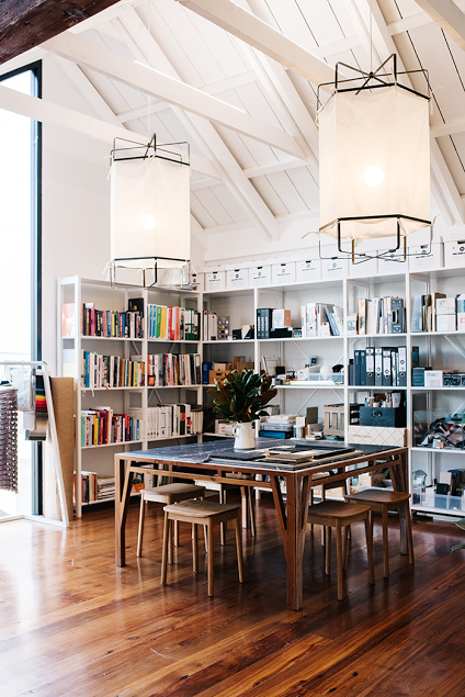 NZ Interior Design firm Material Creative gets a trendy new office ...