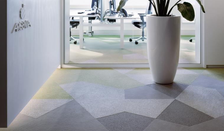 Carpet Tiles Free Form