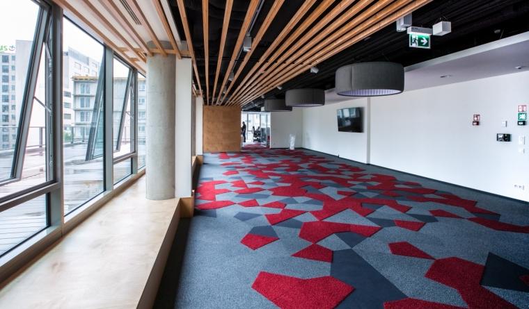 Carpet Tiles Parts