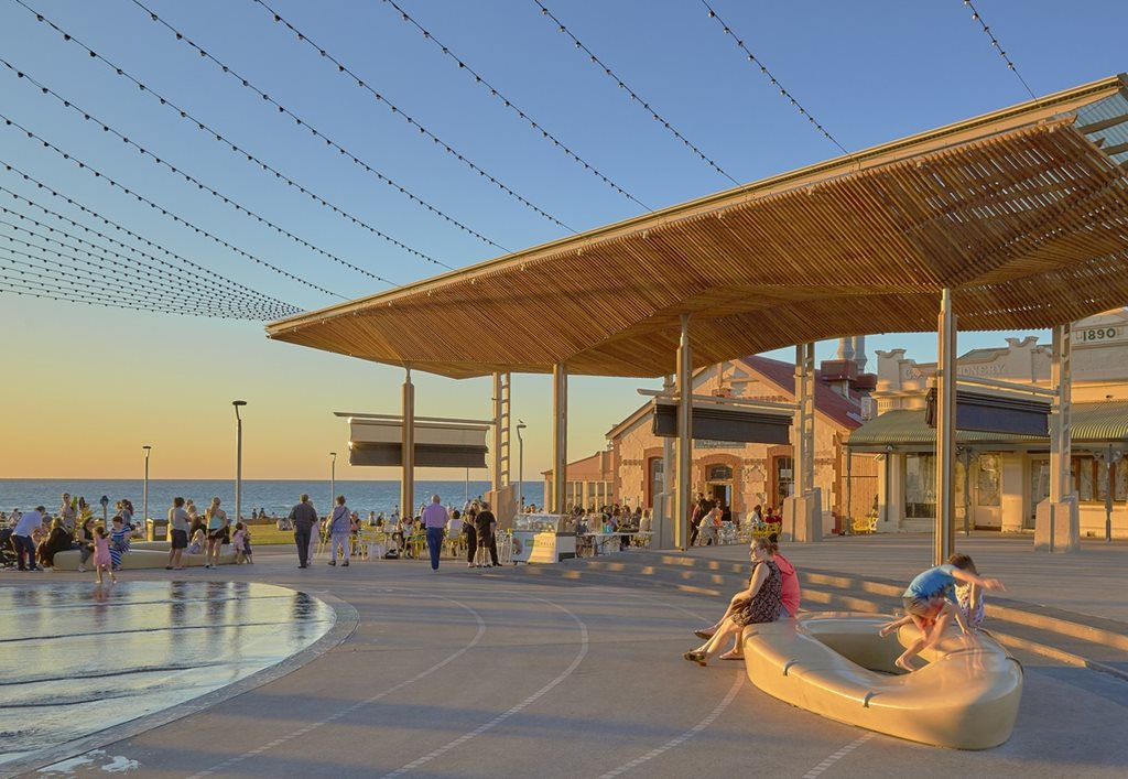 Henley Square Redevelopment by Taylor Cullity Lethlean and Troppo Architects