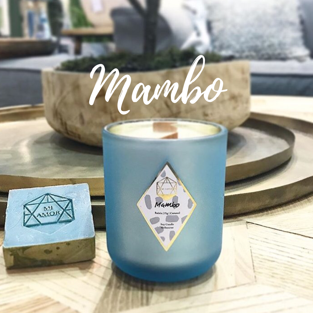 Mambo: Shake it, Mambo style with these fruity tones and infections rhythms! Enabling a sensual & sensuous atmosphere through its melange of raisin and fig combined with earthy, caramel and oak blends. Enliven those senses with Mambo.