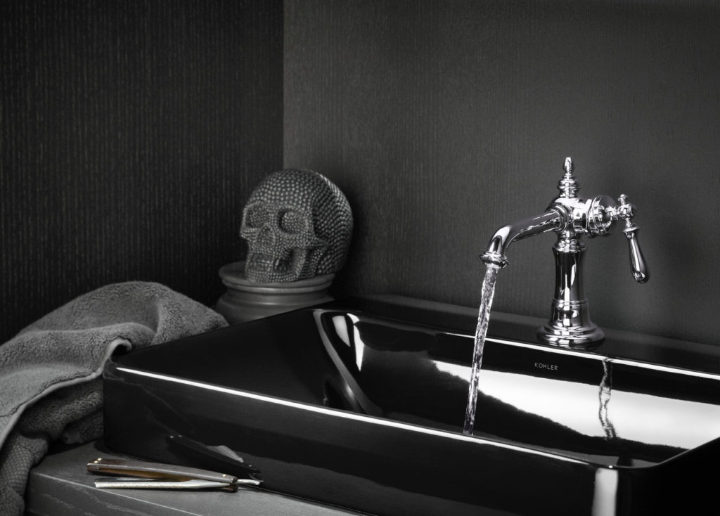 kohler-artifacts-single-handle-basin-mixer-polished-chrome