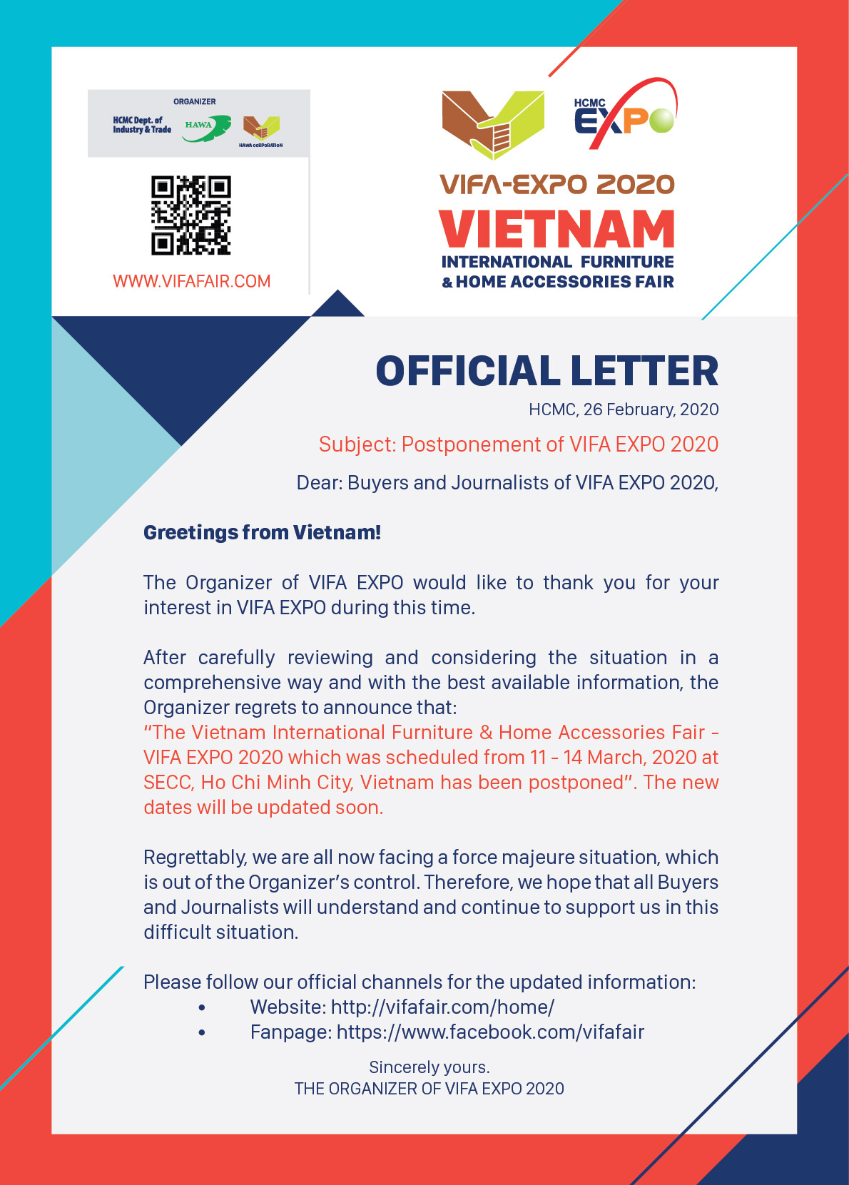 official-letter-vifa-expo-postponed-visitor