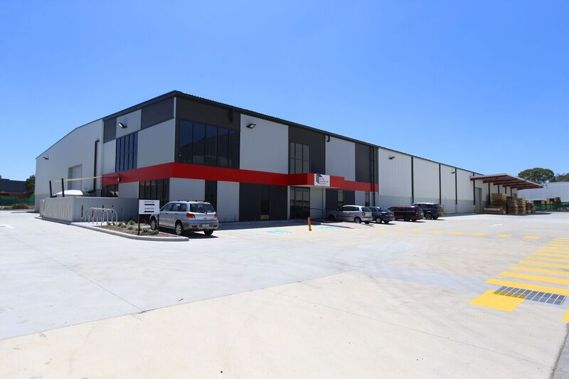 3Fold Resources / Orchid Commercial Furniture HQ, Dandenong South