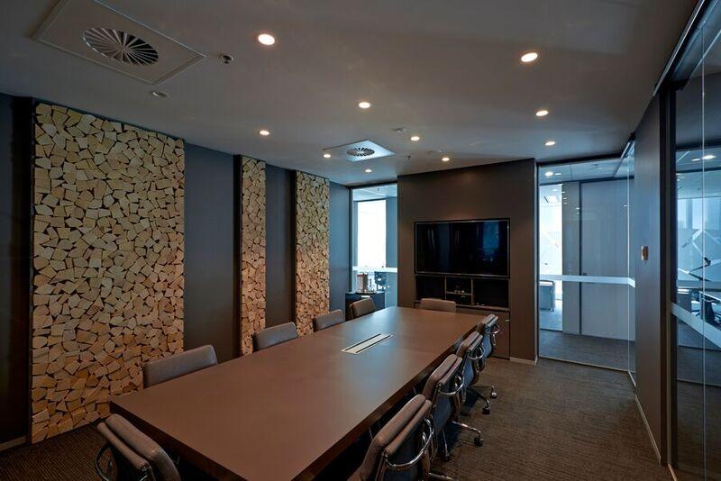 Regus Centre Building, Melbourne