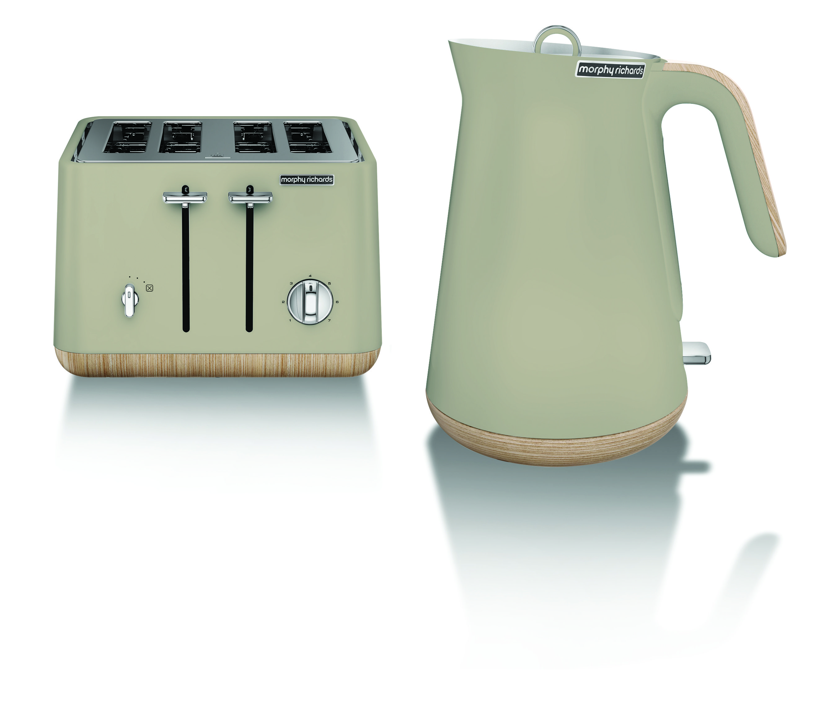 New Stone Toaster & Kettle
