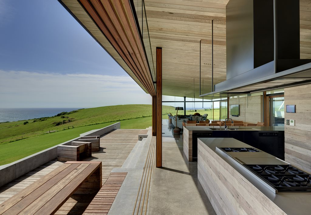 The Farm by Fergus Scott Architects