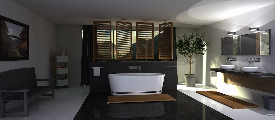 Tips On How To Make Small Bathrooms Appear Bigger Furnishing