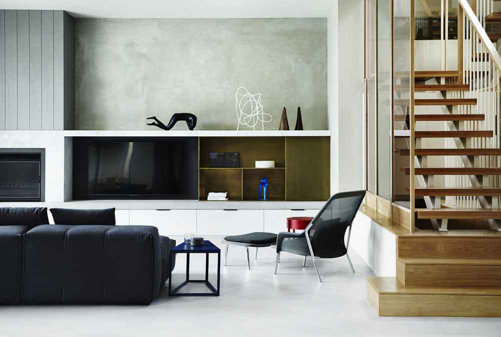 Balwyn Residence. Image by Sharyn Cairns.