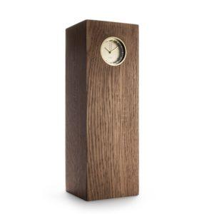 leff_amsterdam_-_tube_wood_clock_brass