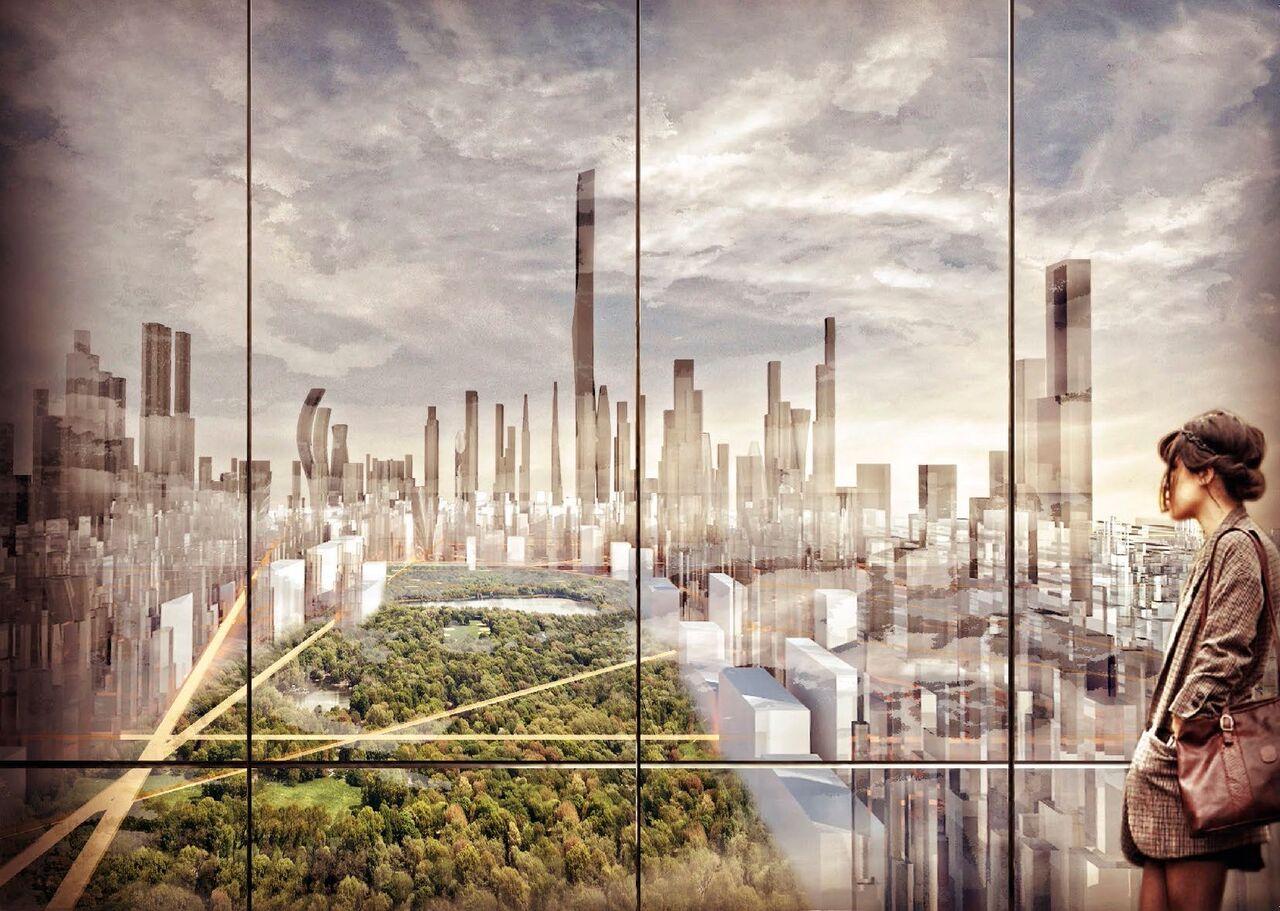 Jakarta Jaya: The Green Manhattan by SHAU